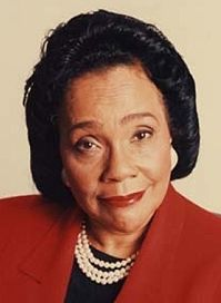 """In an article about vegetarianism with Ebony in July, 2003 Coretta Scott King said:  """"I feel blessed that I was introduced to this lifestyle more than 12 years ago by Dexter. I prefer to eat mostly raw or 'living' foods. The benefits for me are increased energy, a slowing of the aging process, and I have none of the diseases like hypertension, heart disease and diabetes that many people my age seem to get."""""""