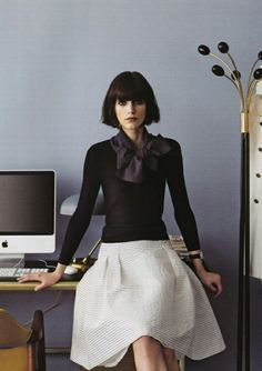 Fashionable Friday: Working 9 to 5 - Design Chic