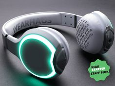 Wearhaus Arc Wireless Social Headphones