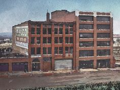 Knoxville's McClung Warehouses