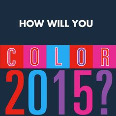 Share your stories with us using #Color2015 to tell us how you plan on making this year the most colorful yet! #SecretColor #HairExtensions #ShareYourColor #DemiLovato