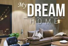 COURTS Pin It to Win It - #MyDreamHome contest