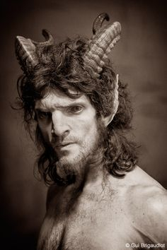 Faun horns and ears. We have the skills to create convincing prosthetic ears and horns for the Mr Tumnus character.