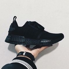 Adidas Nmd All Black