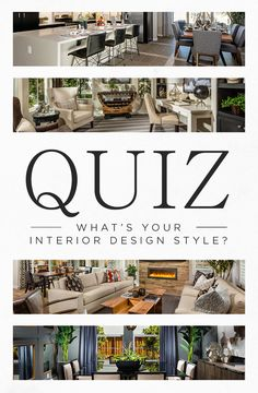 Quiz What S Your Interior Design Style Not Quite Sure What Your Interior Design