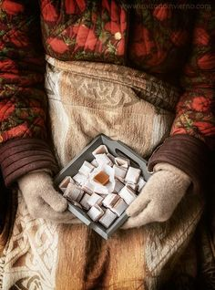 Deliciosos caramelos tipo toffee, masticables, con fotos paso a paso