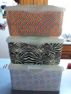 Reuse Baby Wipes Containers