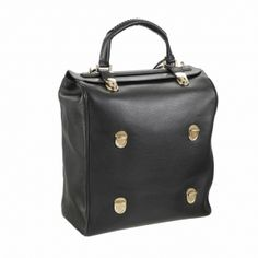 Pineider TriBag in finest grained calf leather...£1195