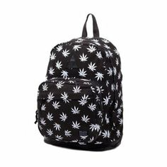 HUF Plantlife Weed Print Backpack - $45.99 + FREE Shipping ---  http://www.amazon.com/gp/product/B00EA6FTJW/ref=as_li_ss_tl?ie=UTF8&camp=1789&creative=390957&creativeASIN=B00EA6FTJW&linkCode=as2&tag=420life-20