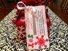 Day 12 - 12 Days of Christmas idea for teachers. From Marci Coombs' Blog