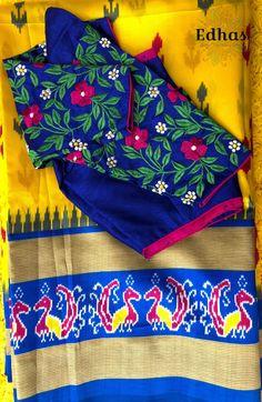 Cutwork Blouse Designs, Kids Blouse Designs, Hand Work Blouse Design, Simple Blouse Designs, Stylish Blouse Design, Blouse Neck Designs, Embroidery Suits Design, Ikkat Saree, Steam Iron