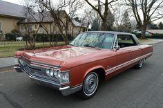 1967 Chrysler Imperial Crown 4 Door Hardtop