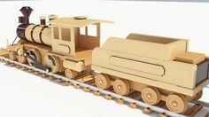 http://www.turbosquid.com/3d-models/3d-model-of-wood-toy-train/636115