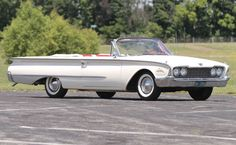1960 Ford Galaxie 500 Sunliner Convertible
