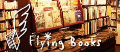 Flying Books Cafe, Shibuya