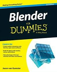 Blender for dummies. More > www.fordummies.us