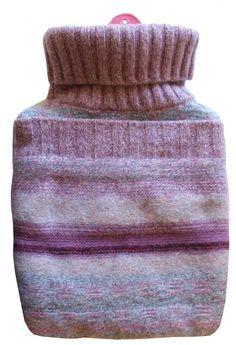 MOS MEA: Tutorial: copri borsa dell'acqua calda riciclando vecchi maglioni - cover an hot water heater recycilng an old sweater: Diy Cadeau, Home Projects, Tutorial, Sewing, Influenza, Organizing, Xmas, Water, Hot