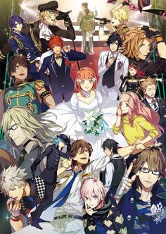 STARISH, Quartet Night, Heavens and Haruka