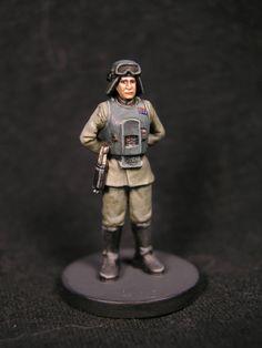 Pro Painted Star Wars Imperial Assault General Sorin Villain Pack 1633441970 | eBay