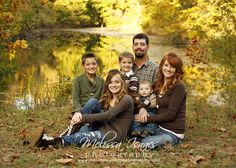 Gorgeous Fall Colors and Beautiful Family!