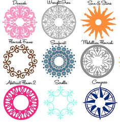 Ceiling Medallion Decal by GiftQueenGifts on Etsy