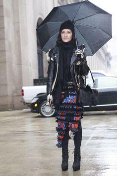Las nuevas estrellas del street style: Liz Cabral