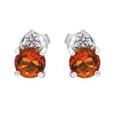 Color it orange. With the Round Glory Citrine Earrings, orange spells out vivid, bright, happy. http://www.blitzzy.com/earrings/roundglorycitrineearrings.html?utm_source=Website&utm_medium=Facebook&utm_campaign=Earrings