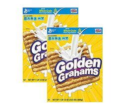Golden Grahams Cereal Value Size 235 Oz Pack of 2 -- Click image for more details. (This is an affiliate link and I receive a commission for the sales)