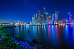 Colors of Dubai Marina III by David Gomes on 500px