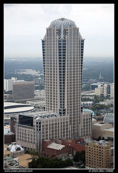 Hearst Tower, Charlotte, NC. Repinned by Spark Strategic Ideas www.sparksi.com