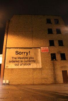 hee-funk: Banksy in East London