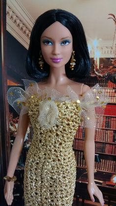 Barbie Basics Bademode.  Kleid: Nikkisbarbieshopper , eBay  Schmuck: Tafehnja,  eBay