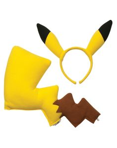 pokemon pikachu costume kit $16.99