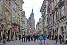 Reisebericht: Vier Tage in Krakau - Reisetipp von christine unterwegs Street View, Krakow, Poland, Travel Report, Travel Advice, Vacations, Viajes