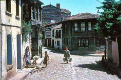 #Küçükayasofya Demirci Reşit Sokağı / 1967 @hayalleme #istanbul
