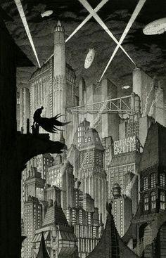 Gotham Nights - Joel Gomez