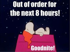 I wish I could get eight hours, lol. Oh well, sweet dreams everyone 💤💤💤