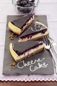 Heidelbeer-Cheesecake- Dr. Oetker