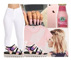 """🌸"" by aribearie ❤ liked on Polyvore featuring Kenzo"