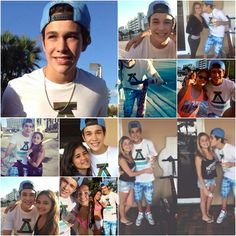 Austin in Miami today with fans! More at our gallery, HERE