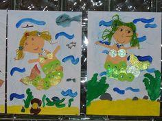 Mořské panny - školní družina Velká Bíteš