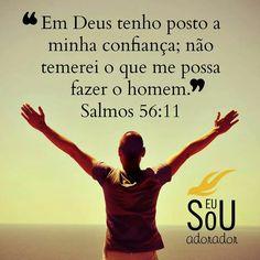 Salmos 56:11