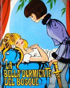 Bella durmiente y vendedora fosforos - Maria Pascual - 1973 - Hermanos Grimm (Libros de Lance - Literatura Infantil y Juvenil - Cuentos)
