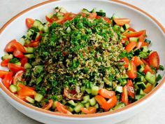 My Tabouleh | LunaCafe