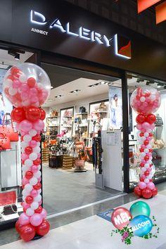 Valentines Balloons, Valentines Day, Ballons Saint Valentin, Decoration Evenementielle, Decoration Originale, Balloon Columns, Balloon Decorations, Diy Wedding, Arch