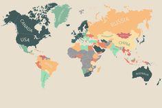 Weltkarte der Lebensqualität: In diesen Ländern lebt es sich am besten