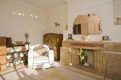 Art Deco English interior