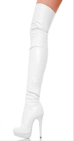 Thigh high boots #hothighheelslingerie #Kinkythighhighboots