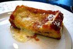 Bevy Richmond: Mascarpone French Toast Bake