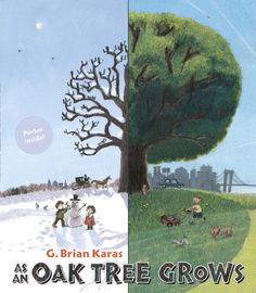 As an Oak Tree Grows
